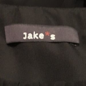 93b776e397 Jake s Dresses - NWT Jake s pleated tea length cocktail dress -sz 2
